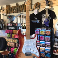 2001 Fender USA Stratocaster HSS Signed by The Rolling Stones w/ Bill Wyman