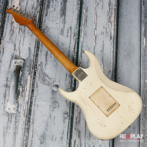 AXL Axl Badwater 830 (Distressed White) Very Good, $149.99