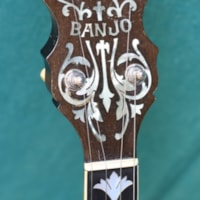 1928 Bacon & Day Super Banjo Plectrum