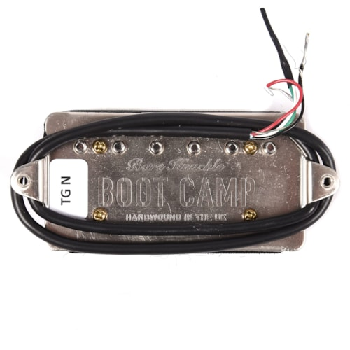 Bare Knuckle Bootcamp Humbucker True Grit Neck 6-String 50mm Black B-Stock