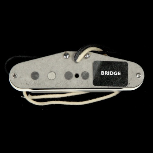 Bare Knuckle Mother's Milk Single Coil Bridge Pickup Parchment Brand New $77.50