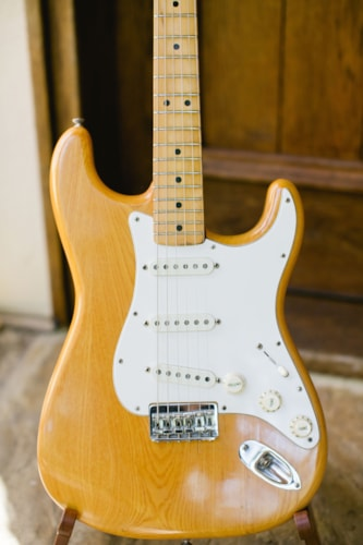Beautiful 1974 Fender Stratocaster Hardtail