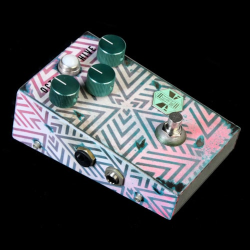Beetronics Octahive Octave Fuzz Custom Prisma Series Effects Pedal Brand New, $220.00