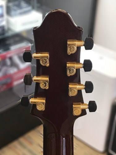 ~2004 Benedetto Benny 7 String Natural