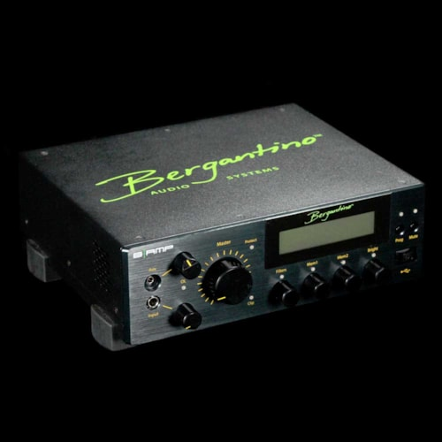 Bergantino B-Amp Bass Amplifier Head and HD212 Cabinet Excellent $1,799.00
