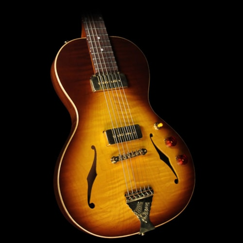B&G Guitars Little Sister Crossroads Electric Guitar Tobacco Burst Brand New, $1,450.00