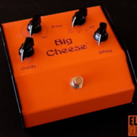 2005 Lovetone BIG CHEESE FUZZ PEDAL