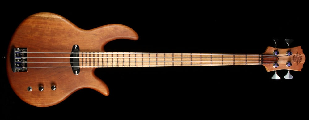 Birdsong Used 2015 Birdsong Cortobass Prototype Electric Bass Natural Natural, Excellent, $1,449.00