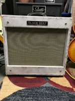 Black Volt Amplification Whitey