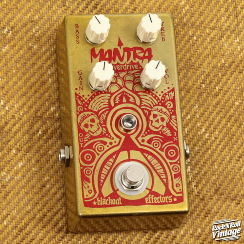 Blackout Effectors Mantra Brand New