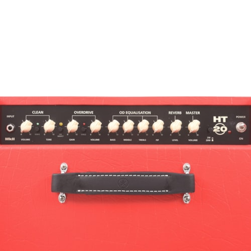 Blackstar Studio 20 1x12 Guitar Combo Amp w/Reverb Candy Apple Red
