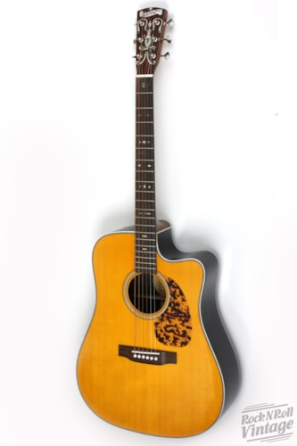 Blueridge BR-160CE Dreadnought Acoustic Brand New $939.00