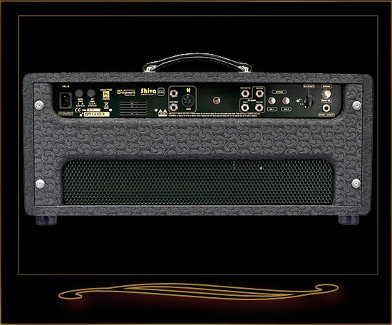 Bogner Store Demo Shiva Head with EL34s and Reverb Black, Brand New, $1,895.00
