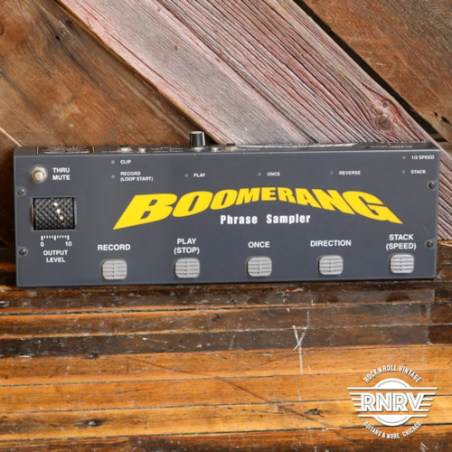 Boomerang MKI w/ New Power Supply Excellent, $249.00