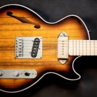 2019 Bootlegger Guitar Single Barrel 2