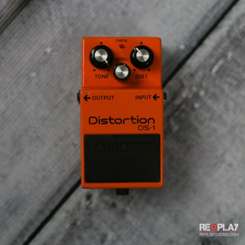 BOSS Boss DS-1 Distortion Very Good, $49.99