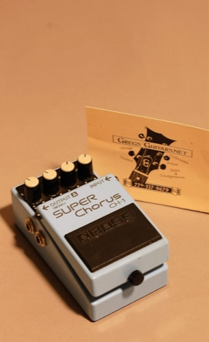 BOSS CH-1 Super Chorus, Very Good