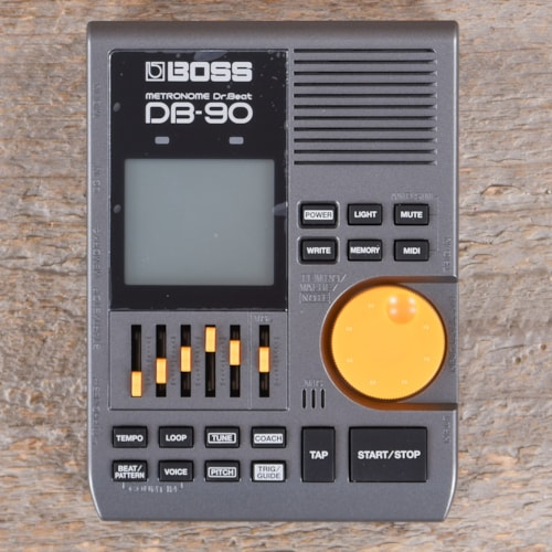 Boss DB-90 Dr. Beat Metronome USED