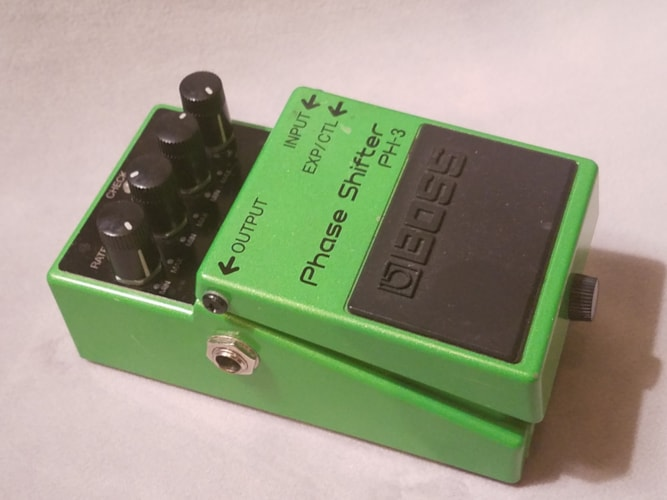 BOSS PH-3 Phase Shifter Very Good, $50.00