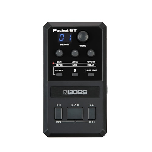 Boss Pocket GT Effects Processor Pre-Order