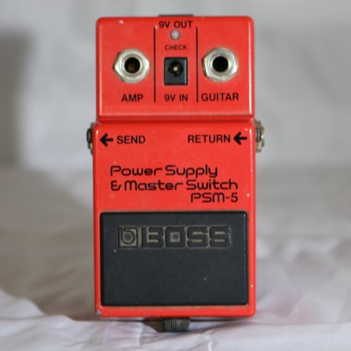 Used Boss PSM-5 Power Supply