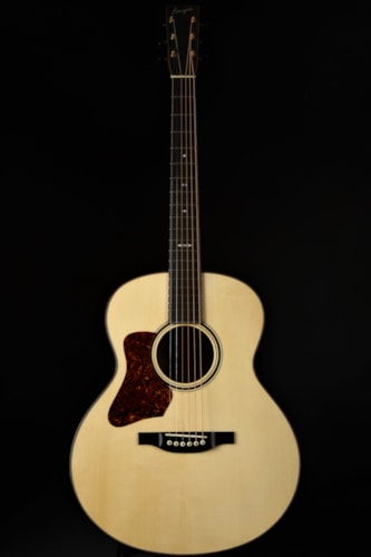 Bourgeois Bourgeois Small Jumbo Custom Makore - Lefty Brand New, Hard