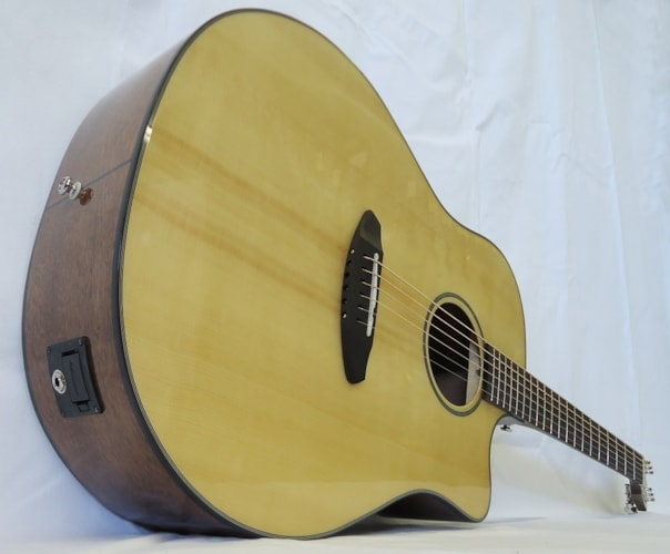 Breedlove Discovery Dreadnought CE Natural Gloss, Brand New, GigBag, Call For Price!