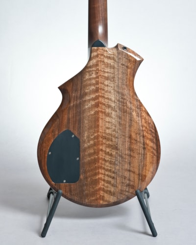 Breedlove Mark I Figured Redwood/Walnut, Brand New, Hard