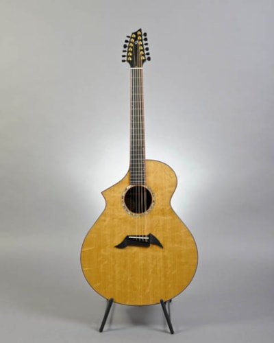 Breedlove Master Class Series Classic XII (LH) Natural, Brand New