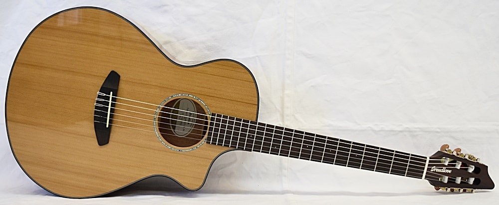 2019 Breedlove Pursuit Concert Nylon CE
