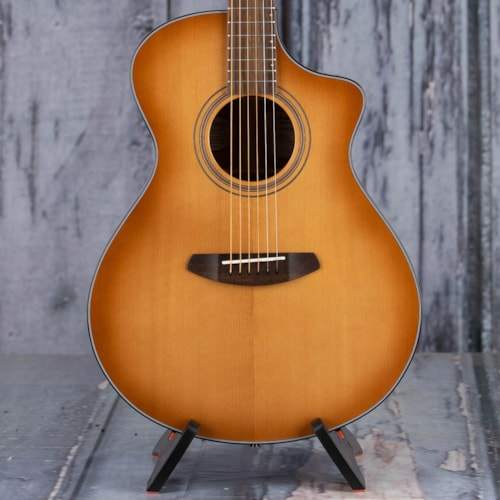 Breedlove Signature Concert Copper CE Acoustic/Electric, Copper Burst High Gloss