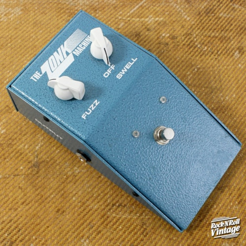 British Pedal Company Vintage Series Zonk Machine Brand New $449.00