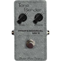 2018 British Pedal Company Compact Series Professional MKII Tone Bender