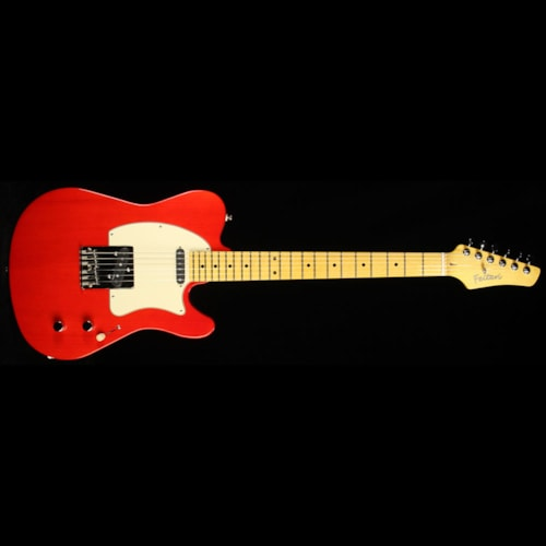 Buzz Feiten Used Buzz Feiten T Pro Electric Guitar Trans Red