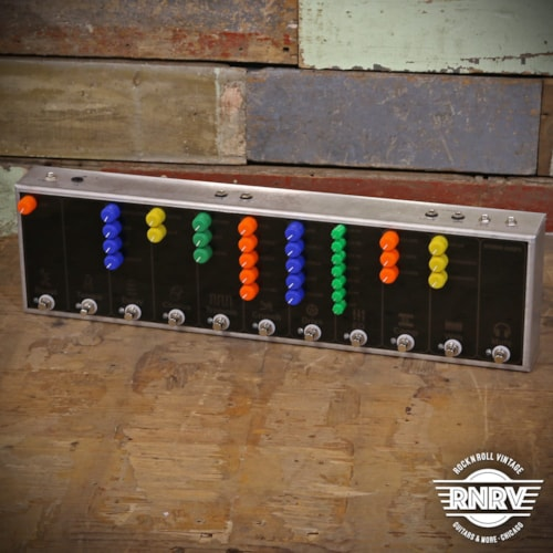 Byron Amps Analog Multi Effect Pedal / All In One System