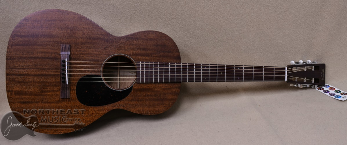 C.F. Martin Martin Custom 00-12 With Flamed Mahogany Top, Back, & Sides with East Indian Rosewood Fretboard - SN2199358 Brand New $2,549.00
