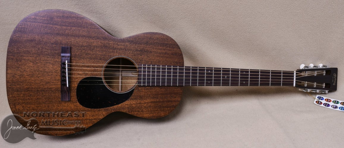 Martin Custom 00-12 Acoustic Guitar With Flamed Mahogany Top, Back, and Sides & East Indian Rosewood Fretboard - SN2199359