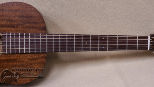 Martin Custom 00-12 Acoustic Guitar With Flamed Mahogany Top, Back, & Sides with East Indian Rosewood Fretboard - SN2199358