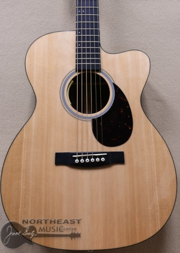 Martin Custom Shop 000GP-14 Cutaway with Sitka Spruce Top & Koa Back and Sides - SN 2199367