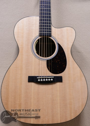 Martin Custom Shop 000GP-14 Cutaway with Sitka Spruce Top & Koa Back and Sides - SN 2199369