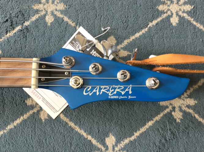 Carera R-Series Blue, Excellent