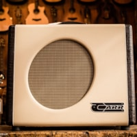 Carr Amplifiers Carr Mercury V, Cream/Gator (Used)