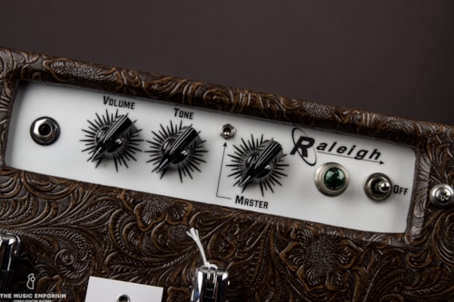 Carr Amplifiers Carr Raleigh Cowboy/Barnwood Brown