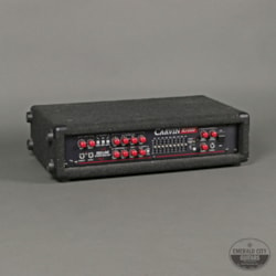 Carvin Red Line R1000 Stereo Bass Amp