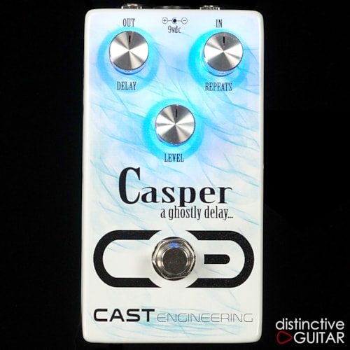 CAST Engineering Casper Delay White, Brand New, $199.99