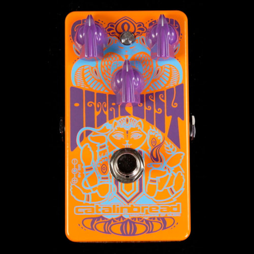 Catalinbread Octapussy Octave Fuzz Guitar Effect Pedal
