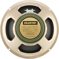 "Celestion G12M Greenback 12"" Speaker 16 ohms"