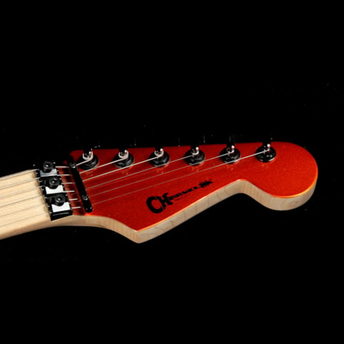 Charvel Custom Shop So Cal 2H Candy Tangerine Excellent, $2,099.00