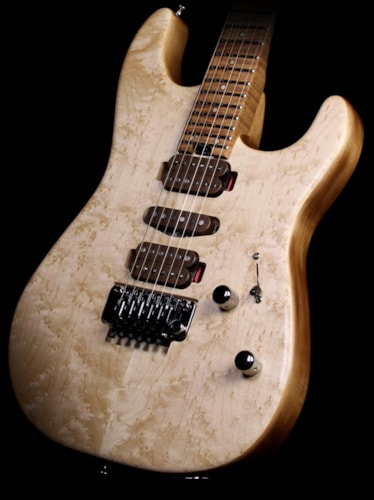 Charvel Guthrie Govan Limited Edition Signature Prototype Electric Guitar Natural, Brand New, $3,652.00