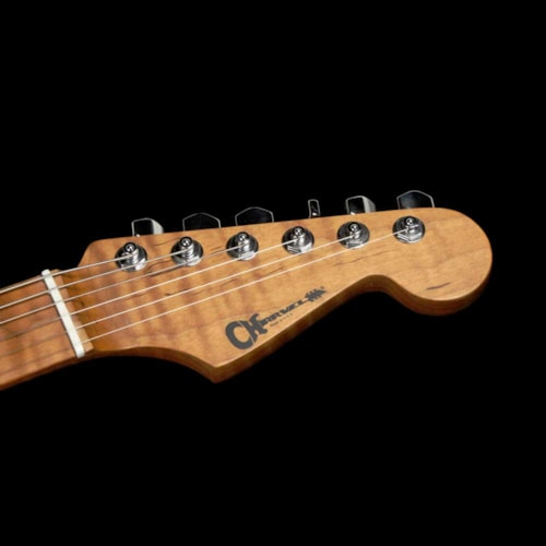 Charvel Guthrie Govan Signature Caramelized Ash HSH Natural